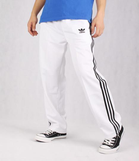 男休闲运动裤搭配图片