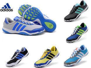 夏季新款Adidas 阿迪达斯男鞋正品男士五指鞋透气超轻跑步鞋 跑鞋