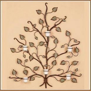 欧式树枝搭配图片