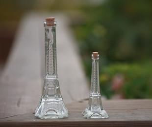 立体巴黎埃菲尔铁塔 收纳瓶