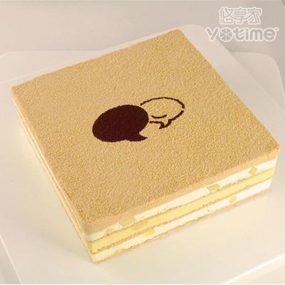 榴莲木糠蛋糕[馋嘴]榴莲
