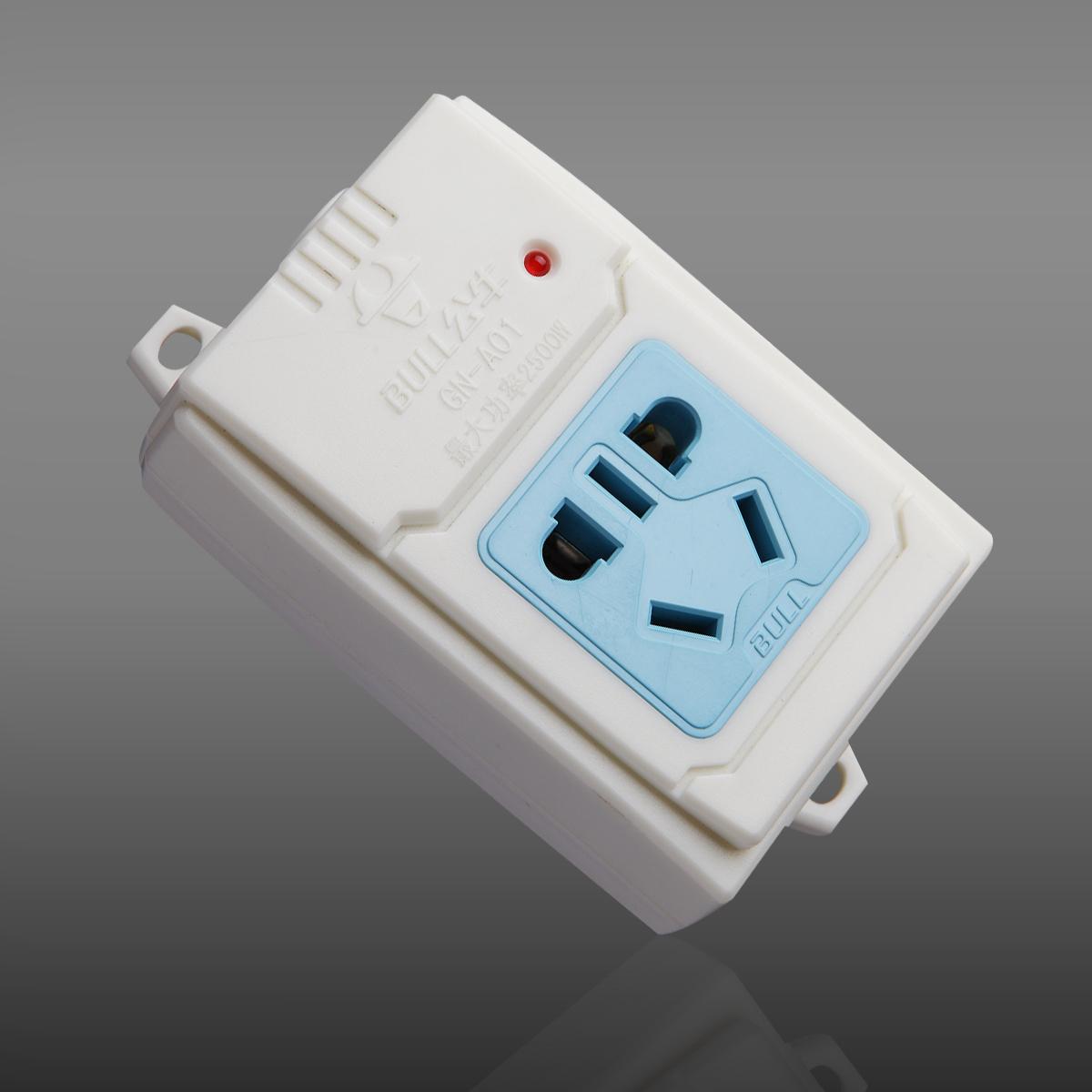 公牛家用无线插座插线板开电源线接线板插排自接线