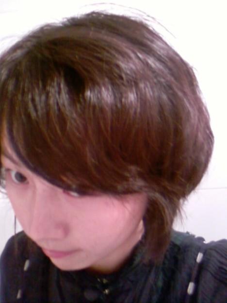 1.大学时的电发2.大学毕业后的短发 想剪波波头剪的过于短了哎 3.二年前的梨花卷 现在是中分的头发,想去烫一个大