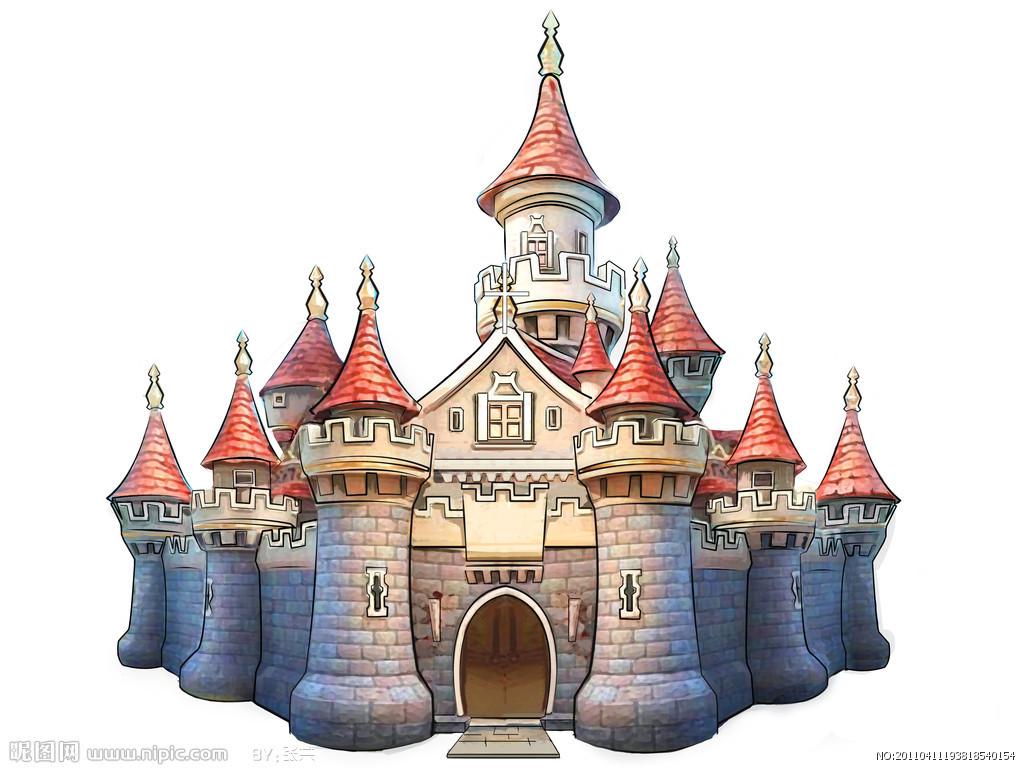 幼儿园梦幻蘑菇城堡
