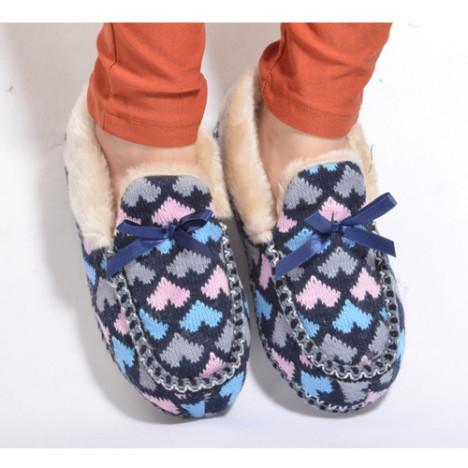 棉鞋的编织方法及图片蝴蝶