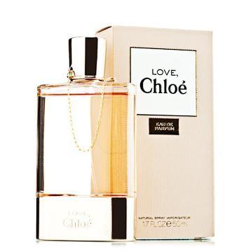 这就是chloé将在2010秋季推出的一款全新香水的宣传口号.图片
