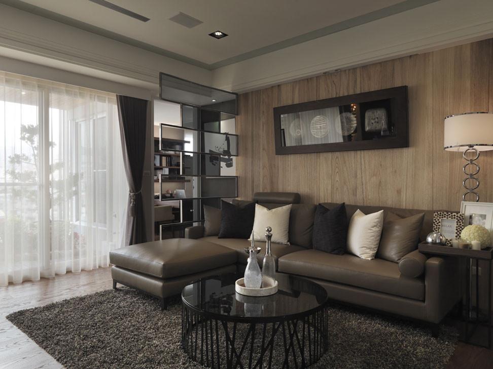 沙发背景墙装修效果图106