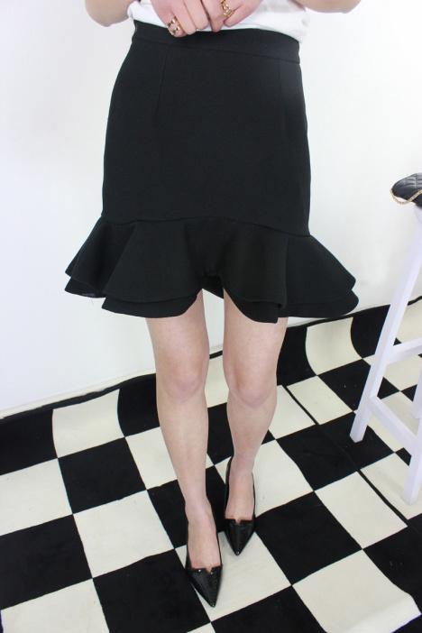 【半身鱼尾裙】-衣服-半身裙