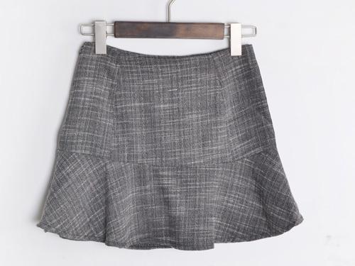 【高腰显瘦鱼尾半身裙】-衣服-半身裙