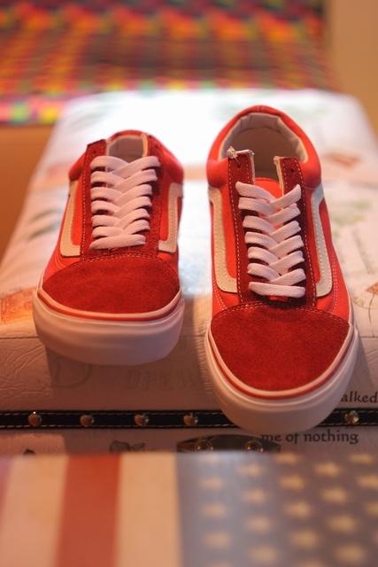 【gd权志龙同款万斯vans低帮板鞋】-鞋子-森女的新装