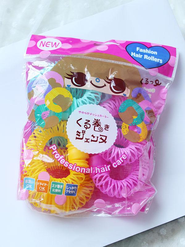 甜甜圈卷发器神器-来自蘑菇街优店