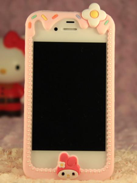 立体美乐蒂iphone4/5手机边框