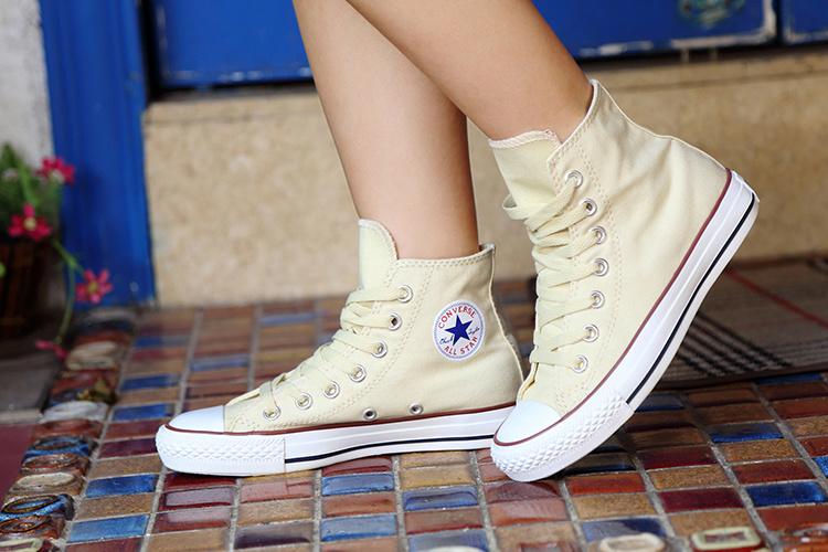【匡威经典款 百搭情侣帆布鞋】-鞋子-帆布鞋_女鞋_鞋