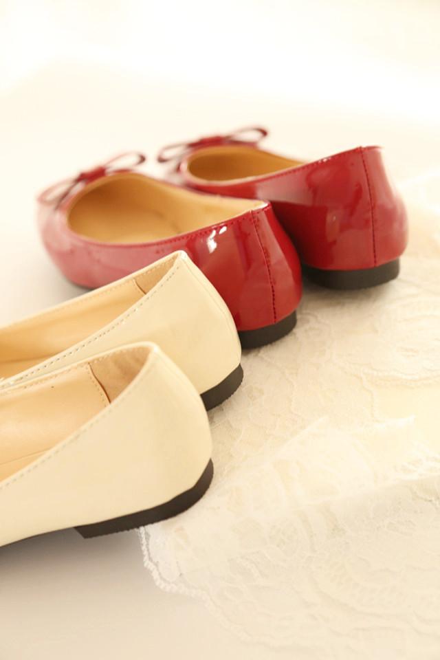 【芭蕾女孩甜美洛丽塔小方头单鞋】-无类目-女鞋