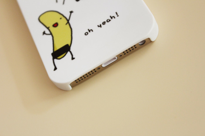 裸奔香蕉手机壳