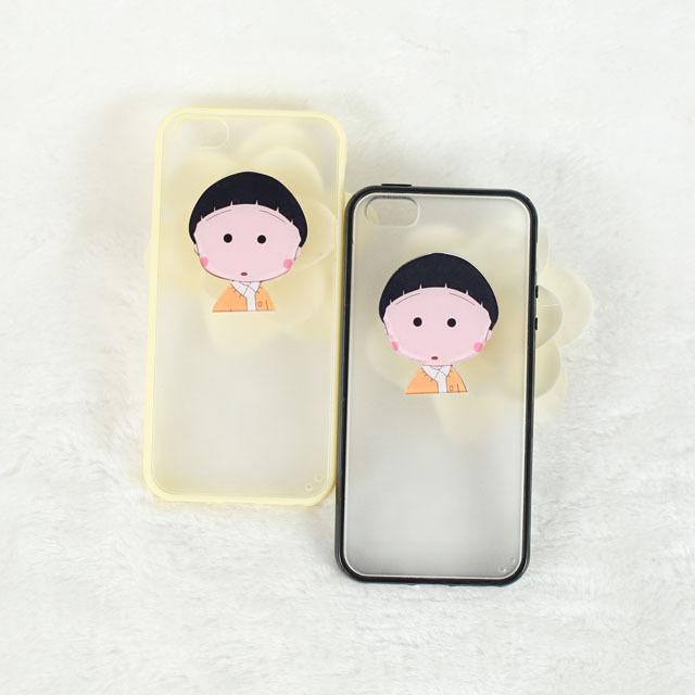 小小米苹果iphone边框手机壳塑料4苹果丸子图片
