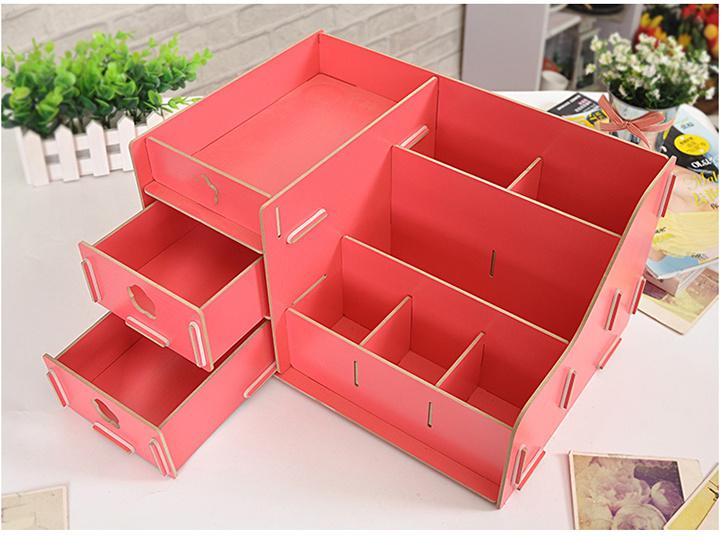 diy木质收纳盒