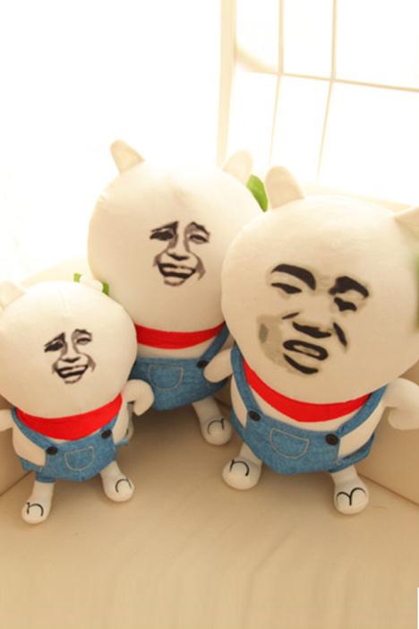 【创意哒~可爱金馆长公仔】-家居-玩具/模型/动漫