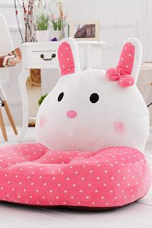 Đệm ghế xô-pha hình chú thỏ ngộ nghĩnh đáng yêu