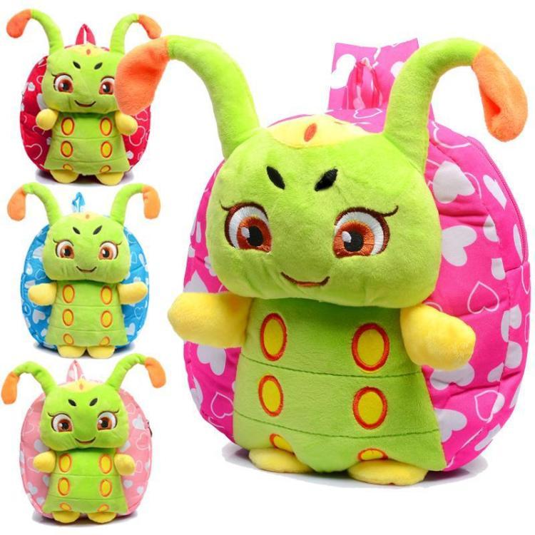 韩版幼儿园儿童书包男女童双肩背包1-3岁 花千骨糖宝可爱双肩书包