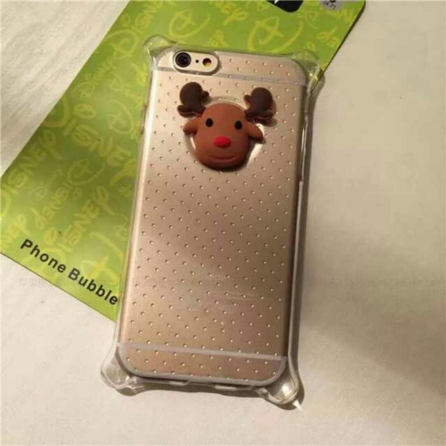 包邮可爱动物苹果手机壳