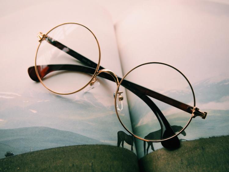 【【任性的小厂长】复古金丝边框架眼镜】-无类目