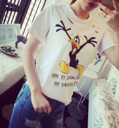 【可爱多,新款t恤】-无类目--小粉家-蘑菇街优店