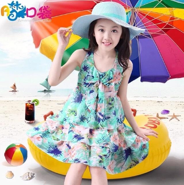 可爱小公主裙