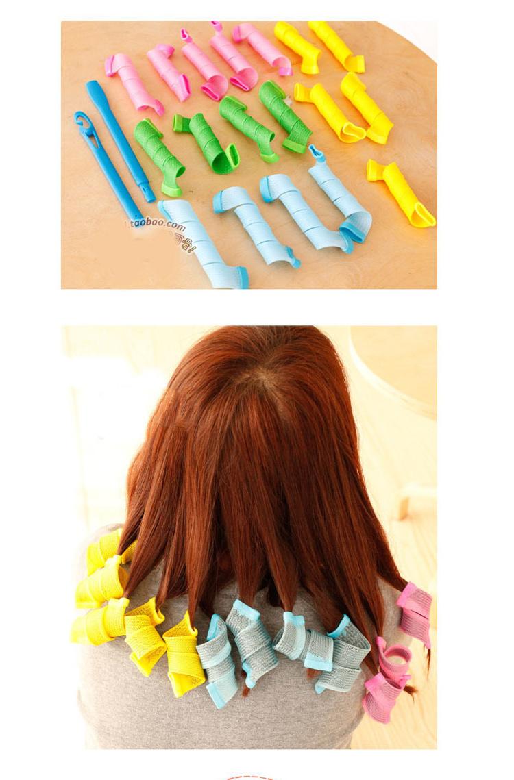 商品描述 diy手不伤发 自动卷发器 产品参数 美发产品:卷/美发棒图片