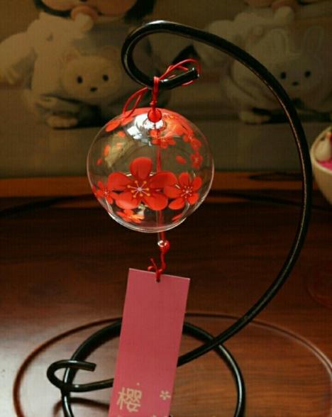 日式手绘风铃