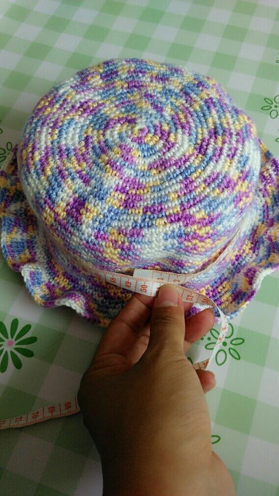宝宝帽子,秋冬帽子,钩针牛奶绒