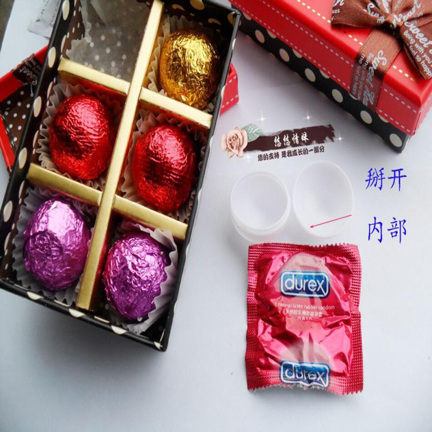 送男生女生情趣警察朋友性用品精品礼盒巧克力创意避孕套酒店情趣成人