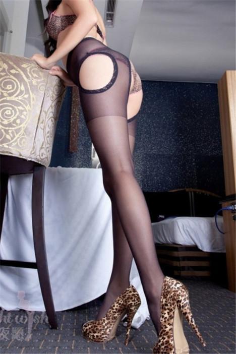 新款,日系,情趣,开档,四面开档,尺度,连裤袜,黑色,情趣内衣,买家性感情趣内衣女丝袜欧美秀大图片