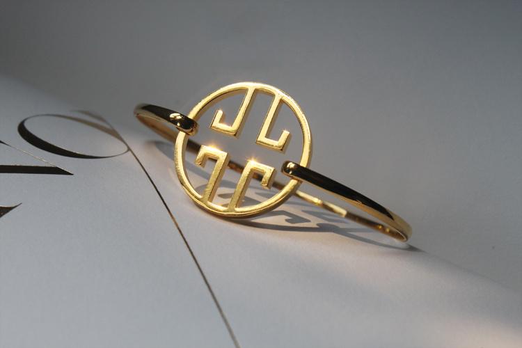 線切割字母創意圖形設計