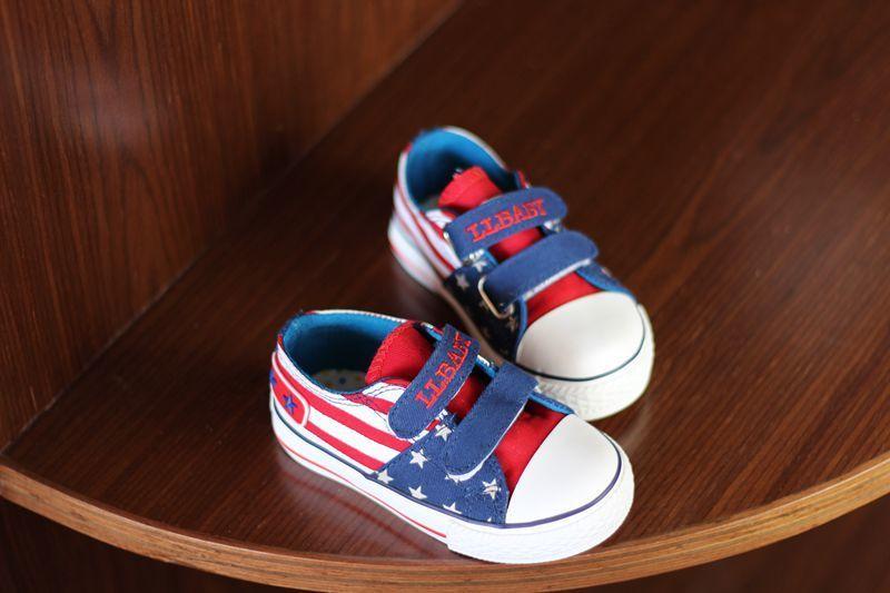 童鞋低帮儿童帆布鞋男童女童单鞋白色布鞋宝宝春秋球鞋懒人鞋