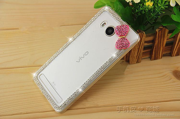 步步高vivox710l保护壳xshot皮套x710f钻壳手机