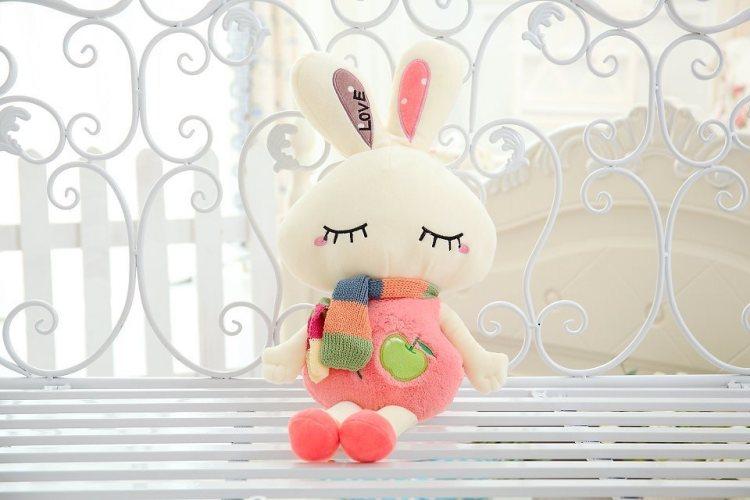 可爱大号兔子小白兔兔毛绒玩具公仔布娃娃玩偶布偶女生生日礼物