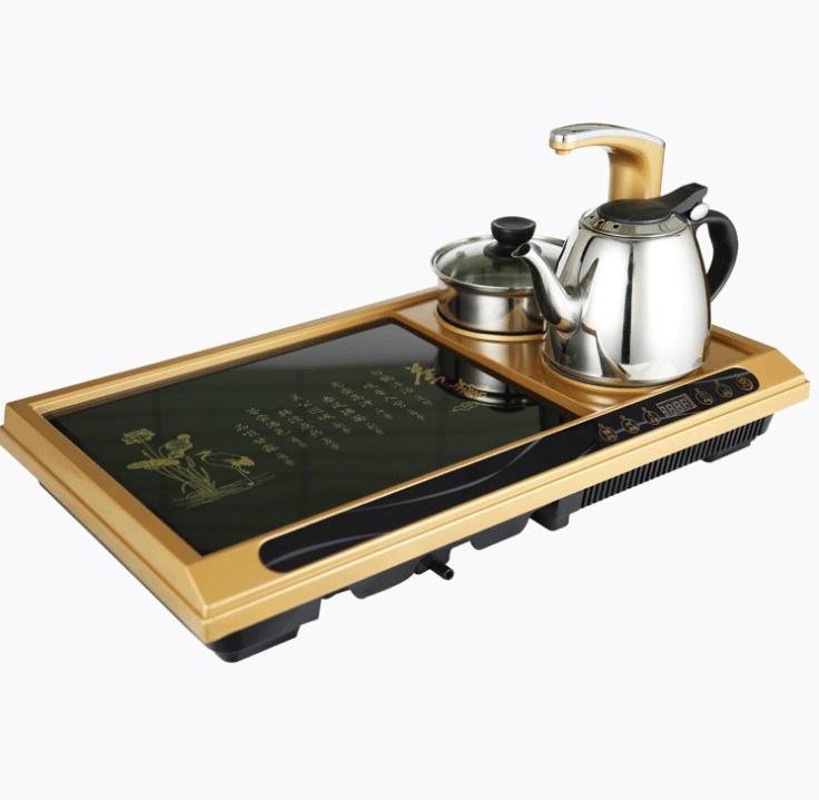 全灶电茶炉 自动上水 电热水壶