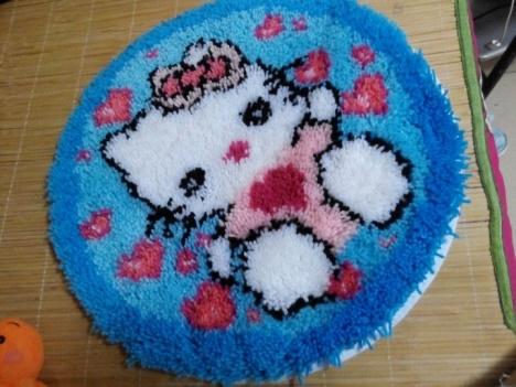 【小可爱 萌地毯】-其他-qq_1000529427f3daa9a-蘑菇