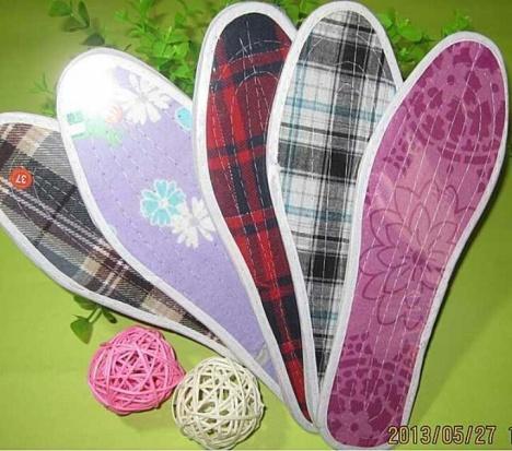 布鞋鞋垫休闲鞋布鞋鞋垫印花鞋垫