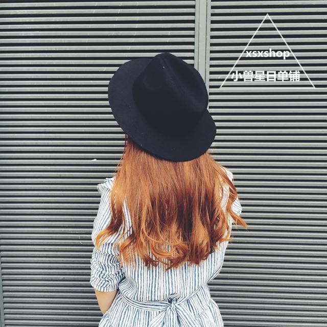 【迪丽热巴同款礼帽】-配饰-女士配饰