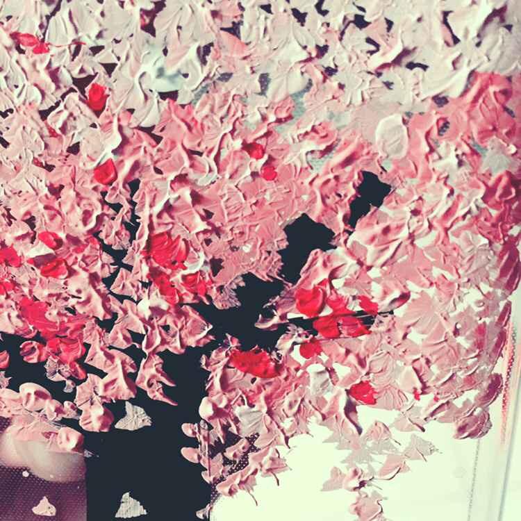 【樱花树手绘手机壳】-无类目-