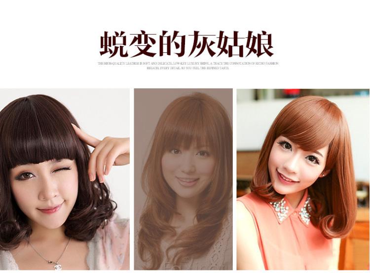 韩国卷发直发两用陶瓷卷发棒图片
