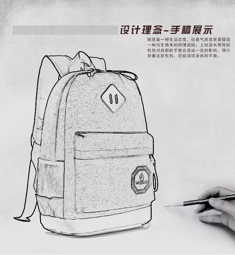包包 简笔画 挎包手袋