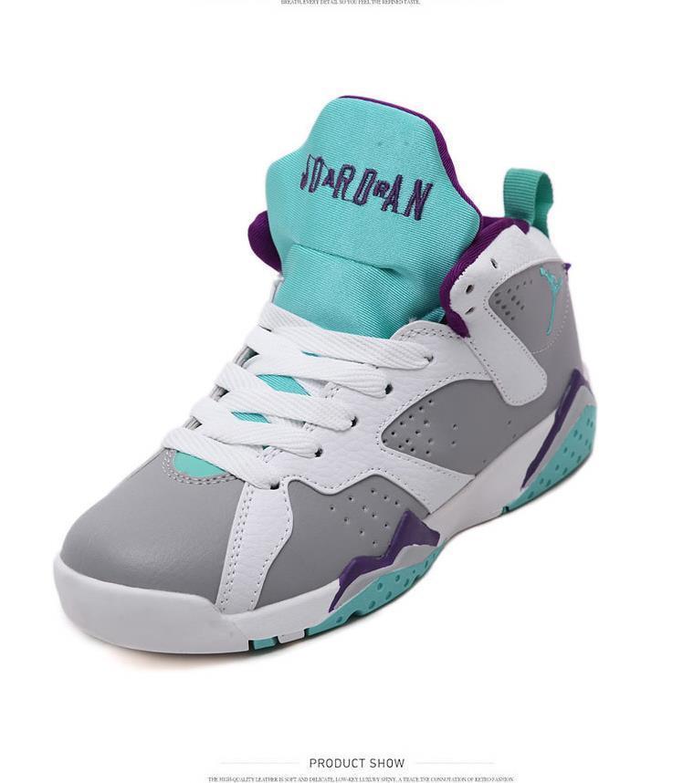 【乔丹7代篮球鞋aj7运动女鞋】-鞋子-女鞋