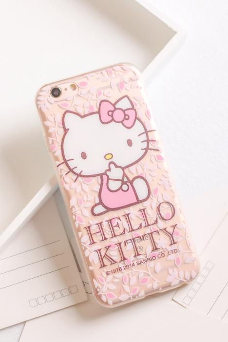 可爱卡通kitty猫手机套