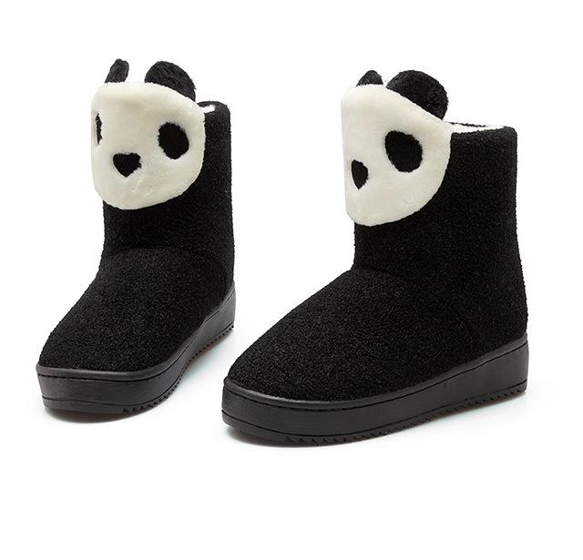 【新款甜美卡通雪地靴】-鞋子-雪地靴