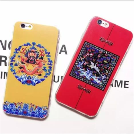【中国风创意古代官服iphone6s/6