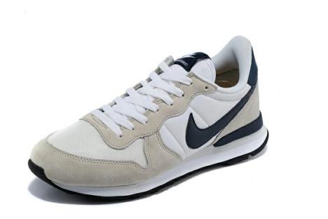 nike耐克华夫鞋系列 棕