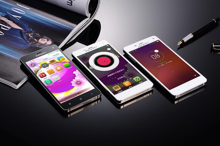 正品doov/朵唯5.5屏幕八核安卓智能手机 移动4g双卡